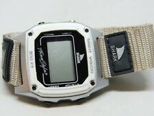 Shark Freestyle Night Vision Nylon Strap Quartz Digital Men's Watch
