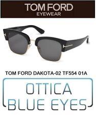 Occhiali Tom Ford Dakota ft 0554 01c Sunglasses Collection 2017