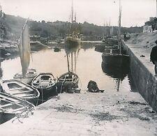 PONT AVEN c. 1900-20 - Le Port  Les Bateaux  Lavandières  Finistère  Div 7183