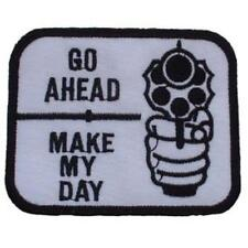 GO AHEAD MAKE MY DAY PATCH (PM0267)