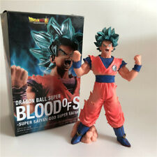 Dragon Ball Z DBZ - Super Saiyan Son Goku PVC Action Figure - Blood of Saiyan