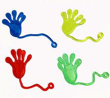 10 Pcs Kids Party Supply Favour Mini Sticky Jelly Sticks Slap Squishy Hands Toy