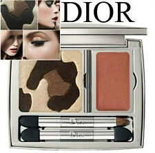 100% AUTHENTIC Ltd Edition DIOR JUNGLE PANTHER GOLDEN BROWNS Lips & Eyes PALETTE