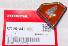 Honda CB 750 Four K2 - K6 Emblem Seitendeckel Original Honda