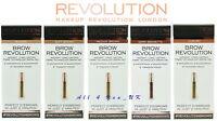 MAKEUP REVOLUTION brow gel liquid waterproof eyebrow definer-  Please Choose