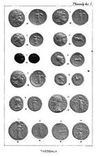 77 old books ANCIENT GREEK COINS reference collectiing bronze gold silver GREECE