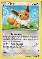 Evoli - N&B:Glaciation Plasma - 89/116 - Carte Pokemon Neuve Française