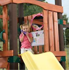 Disney Little Lady Play Set Mirror Telephone Cubby House Playground Girls Toys