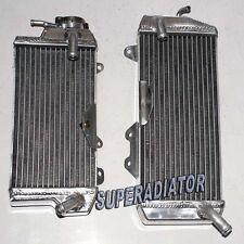 2009-2010 fit for Kawasaki KX450F KX 450F Aluminum Radiator 2 ROW New left right