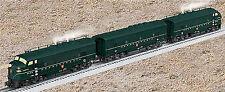 LIONEL Pennsylvania TMCC F3 Diesel ABA 2 PWR DMY o gauge train 6-14592 NIB NR mk