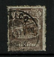 Mexico SC# 278 Used / Wmk Eagle & RM / Still Most Gum  - S527
