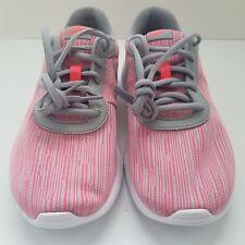 New Nike Tanjun GS Kids Youth Women Running Shoes Size 7Y Hot Punch 859617-601