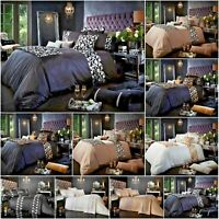 New Luxury Katie Duvet Bed Set Sizes Single, Double, King And Super King
