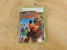 Banjo Kazooie Nuts & Bolts Microsoft Xbox 360 2008 Video Game Complete CIB