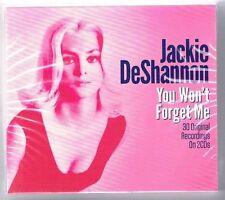 Jackie DeShannon-You won't forget me, 30 Original Recordings, Doppel-CD Neuware
