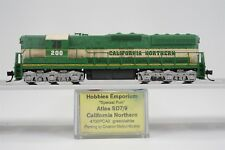 N Scale Atlas California Northern SD7/9 Diesel Custom by Hobbies Emporium