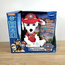 Paw Patrol Marshall's Read To Me Adventure Set Doll Spin Master 2018 Brand New