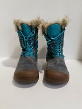 Keen Womens Multi Color Winter Boots Size 5 M