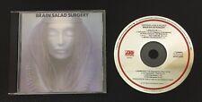 Brain Salad Surgery by Emerson.Lake & Palmer AUDIO CD 8 Tracks