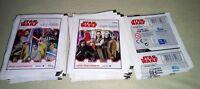 Star wars cartas coleccionables trading card game camino de los jedi carrefour