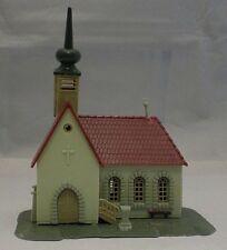 Vintage Plastic N Gauge Building - Chapel (ref B9)