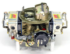 AED 650HO Holley Double Pumper Carb Street / Race Billet Electric Choke BK