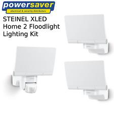 Steinel XLED Home 2 Outdoor Floodlight Lighting Kit - White