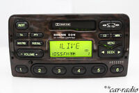 Original Ford 5000 RDS E-O-N Holz Optik Kassette Autoradio 96AP-18K876-BC Radio