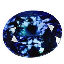 TANZANITA Azul. 5.20 cts. IF. Tanzania, África. Con Certificado de autenticidad