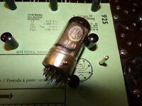 Röhre Valvo Uf 41 Tube 5 mA Valve auf Funke W19 geprüft BL-1981