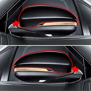 Genuine LED Side Mirror Cover Choice Color LH RH for 2016 2018 Hyundai Tucson