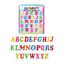 Fun Toys Magnetic Learning Set Qty 26pcs Alphabet