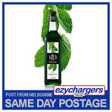 MAISON ROUTIN 1883 SYRUP GREEN MINT 1L