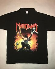 MANOWAR  'Agony & Ecstasy World Tour '94/95' Vintage T-Shirt XL