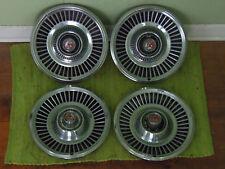 "67 68 Dodge Hub Caps 14"" Set of 4 Mopar Wheel Covers 1967 1968 Hubcaps"