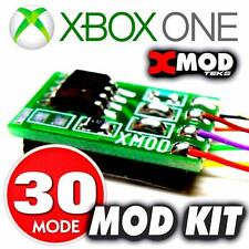XBOX ONE MOD CHIP KIT, RAPID FIRE  MODDED CONTROLLER, S ELITE COD @ XMOD 30 MODE