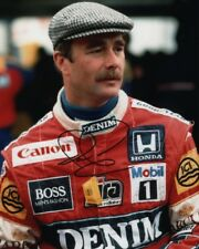 NIGEL MANSELL signed autographed FORMULA ONE photo