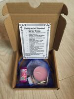 DADDY To Be fun Survival Kit For TWINS(fun novelty Gift)*