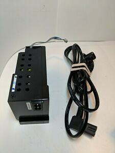 Epson WorkForce WF-3620 Printer Power Supply Adapter WF-3640 w/ Cord - Works