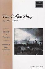 The Coffee Shop (Great Translations for Actors Series), Goldoni, Carlo, Good Boo