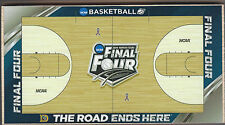 2014 Men's NCAA Final Four Replica Floor Piece North Texas Connor Flooring