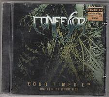 CONFESSOR - sour times ep CD