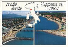 MARINA DI MASSA - Italia Bella - 2 VEDUTE - V 1995 - FG