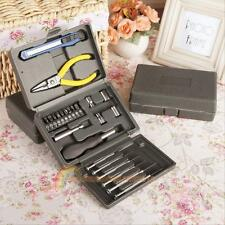Multifunction 24 PCS Hardware Combination Household Tools Tool Kit Set  NEW