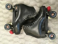 Riedell Leather Roller skates Size 10