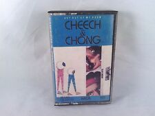 CHEECH AND CHONG Get Out Of My Room Cassette 1985 MCA MCAC-25974