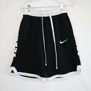 Nike Dri-Fit Men's Black Athletic Shorts Size M