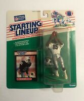 1989 NFL Starting Lineup Tim Brown Oakland Raiders Action Figure