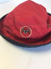 Barcardi Red & Black Hat Cap Headgear Collectible