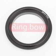 58mm Lens Macro Reverse Adapter Ring For Canon EOSCamera